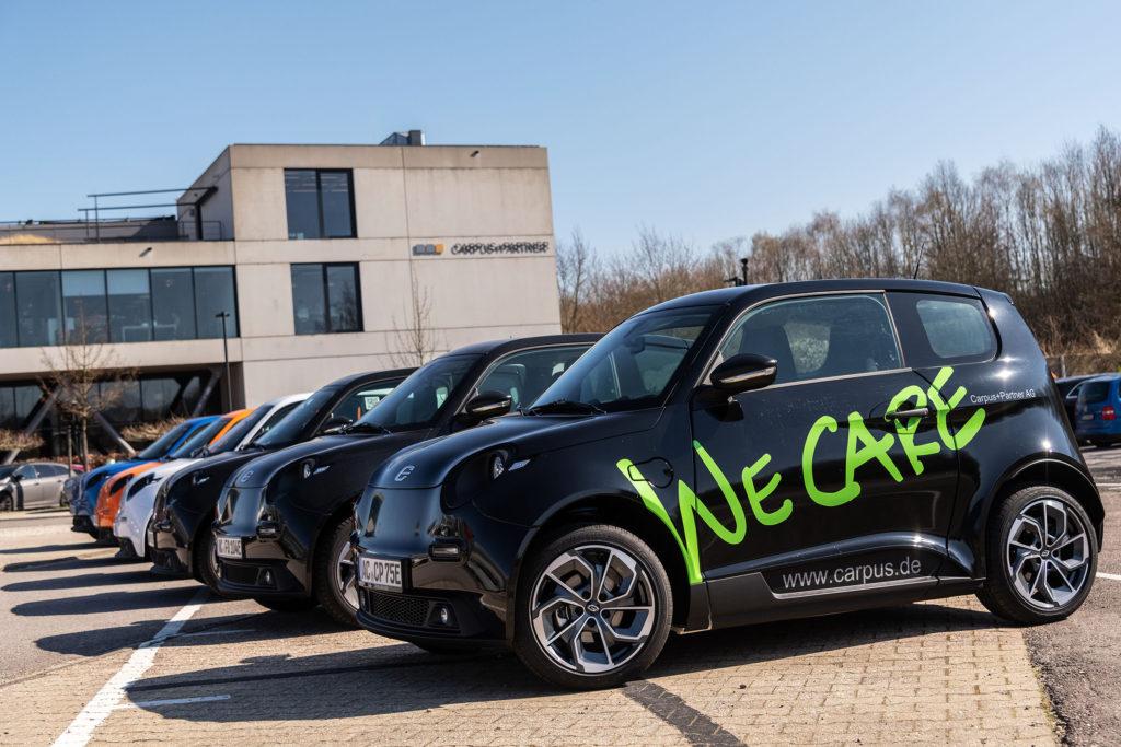 Carpus+Partner - We Care - Corona-Krise - Unterstützung für die Tafel Aachen