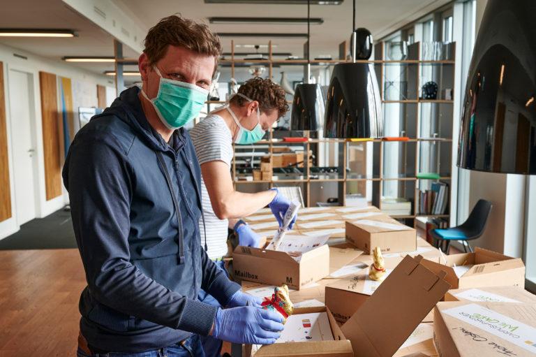 Carpus+Partner-Sozialprojekt München